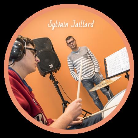 Sylvain JAILLARD