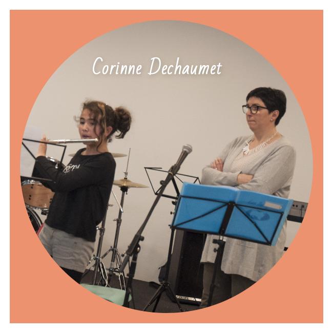 Corinne DECHAUMET