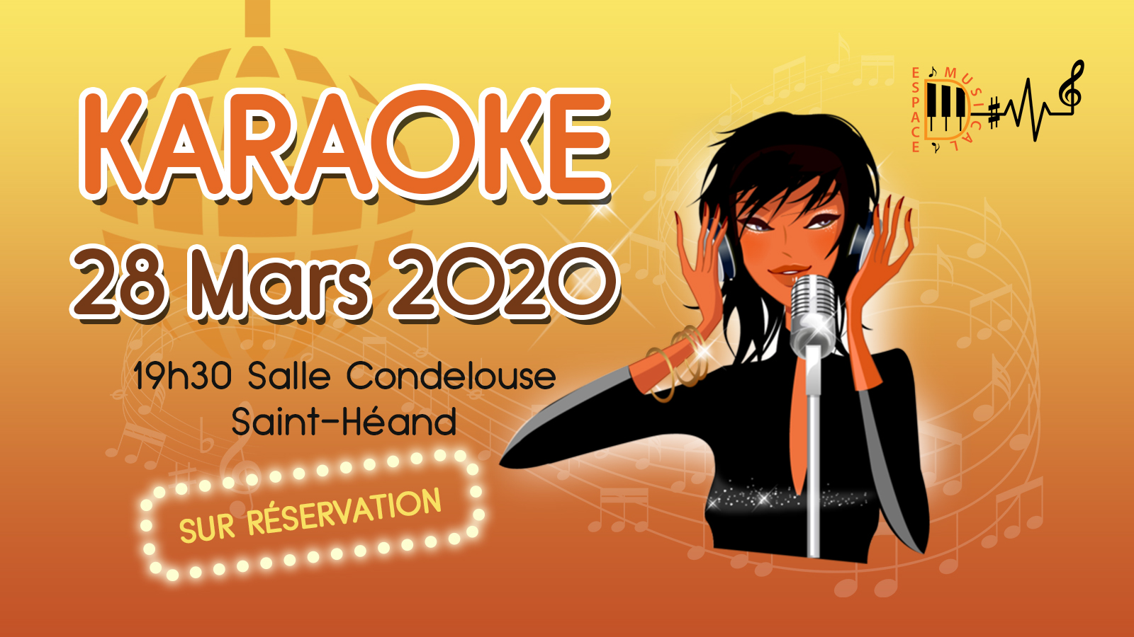 Karaoke - 28/03/2020