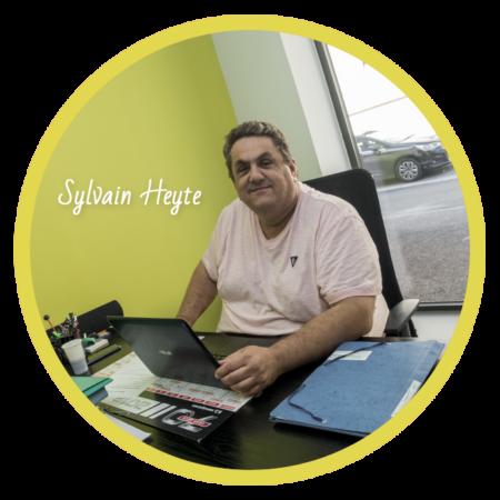 Sylvain HEYTE