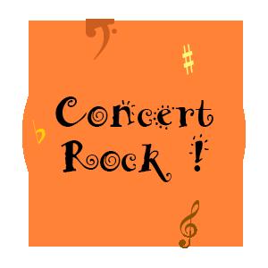 Concert Rock !